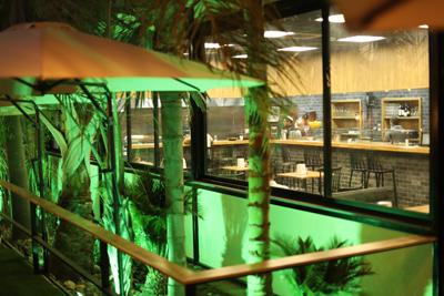 מסעדת גן הדסים